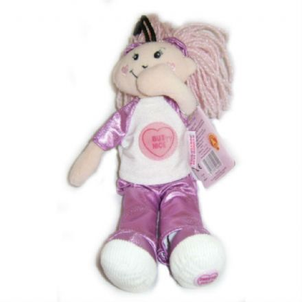 Naughty but Nice Doll, Sweetie Dolls, Soft Toy